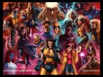 90's X-Men Animated by pinkhavok