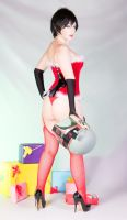 Santa Fett 05 (Boba Fett Christmas Edition 2012) by Kitty-Honey