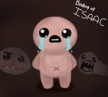 Binding of Isaac by PinkPandaPoo