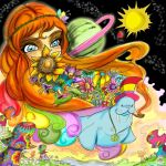 Dali's New High: The Anthem of Time and Space by Sheego