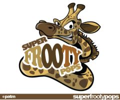 Super Frooty Pops Logo by rodmen