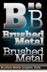 Brushed Metal Illus. Style by gruberdesigns