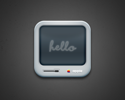 Finder icon by luisperu9