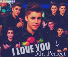 I love You Mr. Perfect by OmgItsMyBieberWorld
