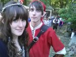 RenFest '13! by LarcynXI