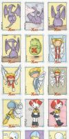 x-men archives 5 by katiecandraw
