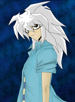 Bakura :3 by Mikoti