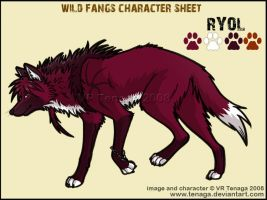 Wild Fangs Sheets_NEW Ryol by Tenaga