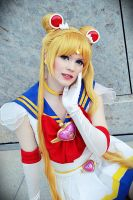 Super Sailor Moon by Fai89