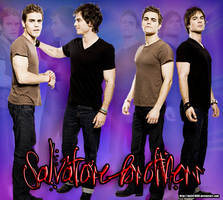 Salvatore Brothers 1 by ais541890