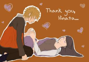 NaruHina - Sweetest moments by Annyaonweb