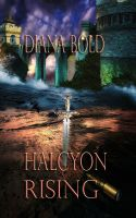 Halcyon Book Cover and Dedication Gift by designdiva3