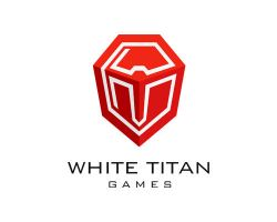 Logo 73: White Titan Games by zainadeel