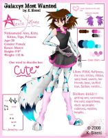 GMW Character Sheet - Alexia by Galaxys-Most-Wanted