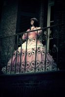 Romeo x Juliet balcony II. by AtunaCosplay