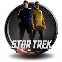 Star Trek 2013 icon s7 by SidySeven
