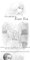 The Story of XianXia by mmmegh