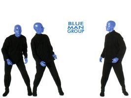 Blue Man Group_small logo by banner-tang
