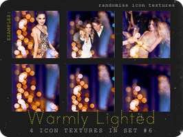 Icon Textures 5: Warm Lighted by monxcheri