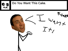 Do You Want This Cake by darksoma905