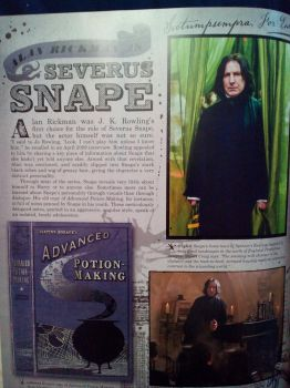 for Alan Rickman fans part one by aliciamartin851