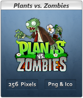 Plants vs Zombies - Icon by Crussong