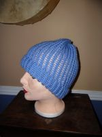 Second Wool Hat Done by kayanah