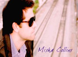 Misha Collins by HaelWincester
