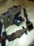 Aliens Motion Tracker,Welder And M40 Grenades by spaceman022