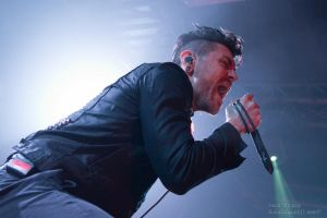 AFI - Davey Havok by JaredWingate