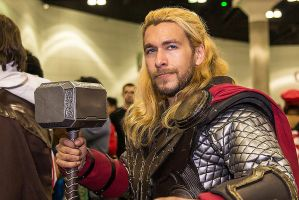 THOR: THE DARK WORLD COSPLAY by captainjaze