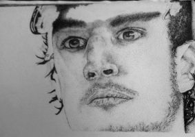 Sidney Crosby - WIP by thelinesthattied