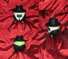 Cosplay Onigiri - Hazama by merlinemrys