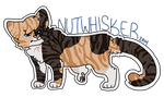 Nutwhisker WSC Sticker by SophSouffle