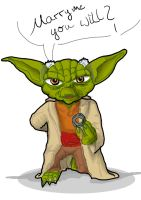 Yoda's Proposal by BlutigeHandPlus1