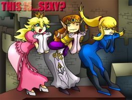 The SSSexy Dance :ElecRockin: by Kirbopher1111