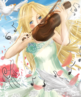 Your Lie In April by edline02