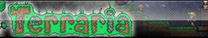 Terraria Fan Button by ButtonsMaker
