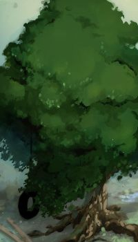 Tree #1 by LaChuc