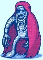 Mumm-Ra the Everliving by edbot5000