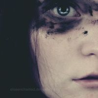Blank stare by EliseEnchanted