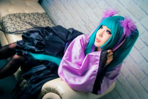 Vocaloid by bo0wy