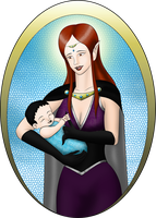 Lilith and Lili (2013) by CloserRook