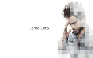 Jared Leto Mosaic Wallpaper by lovelives4ever