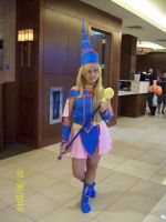 Dark Magician Girl by Meika02