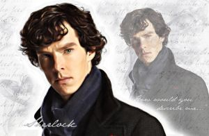 Sherlock II WP by Nero749