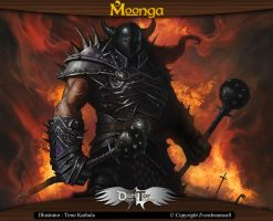 Moonga - Son of Chaos by moonga