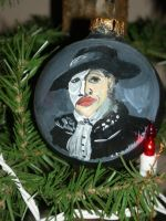 Ornament 3: Michael Crawford by RJDaae