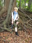 Sherry Birkin by straywind