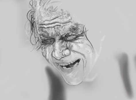 The Joker (a work in progress). by joajacksonmartin